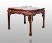 灵芝纹方桌
