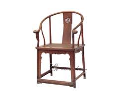 麒麟纹圈椅