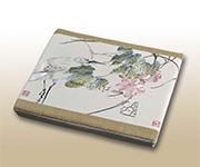 夔凤纹双人椅(YF100)-配套坐垫
