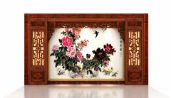 标准版客厅电视背景墙4