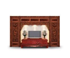 标准版客厅电视背景墙10
