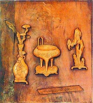 古典家具装饰--博古纹