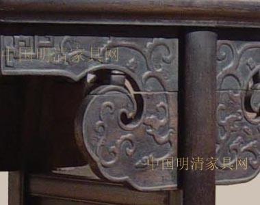 苏式家具的装饰手法与题材 - 临沂汇海隆店 - 不折不扣---连天红的