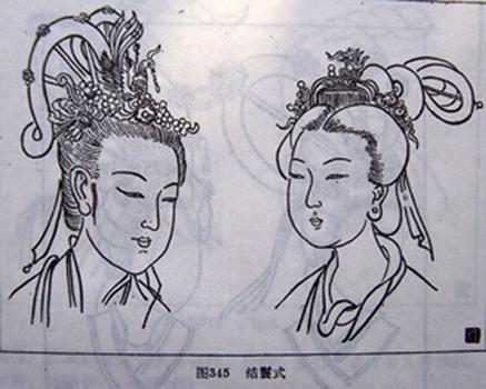 古代女子发型参考(组图)