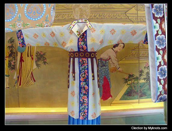 美丽的唐朝服饰