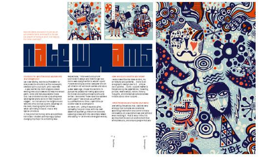 国外杂志版式设计(2)