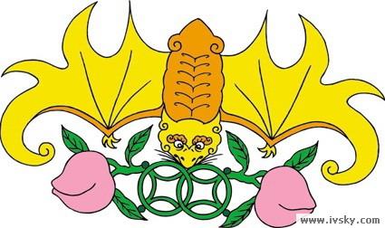 动物吉祥图案(一)
