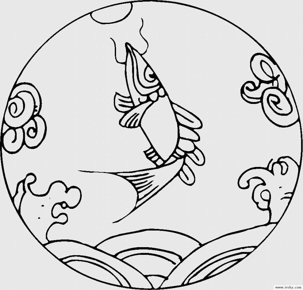 传统吉祥图案赏析(一)(2)_图案寓意_连天红(福建)家具图片