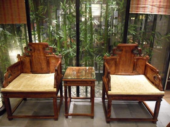 红木家具常见传统吉祥图案及分类(2)