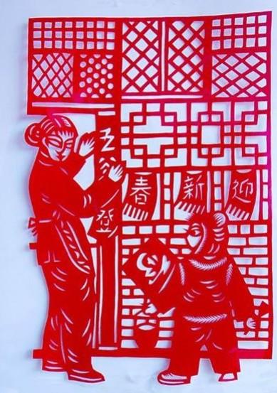 陕北民间剪纸:流淌在指间的艺术