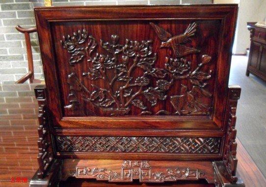 细说红木家具上面雕刻的图案及其寓意(4)