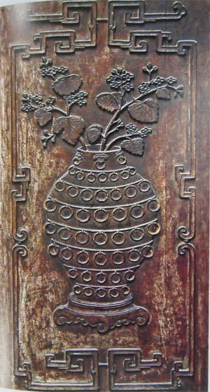 名鼎檀红木专家谈古代雕刻纹饰图案和吉祥寓意