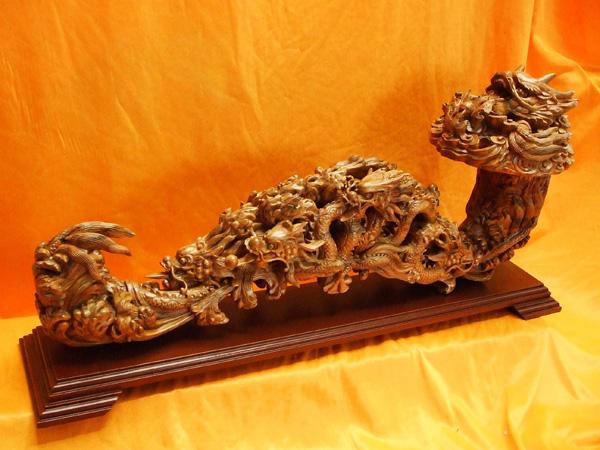 木雕工艺品玉器中各种吉祥图案寓意