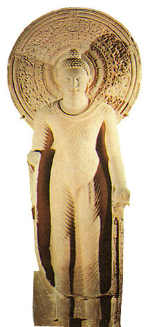 笈多王朝是古代印度继孔雀王朝之后的又一个统一的