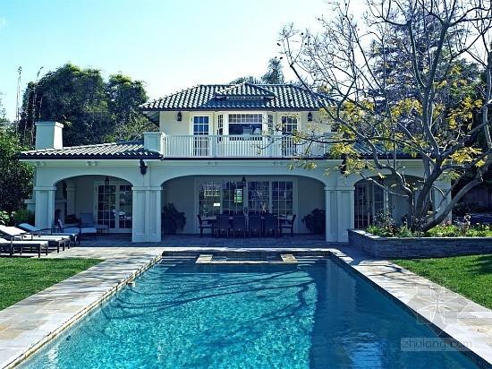 洛杉矶新式别墅