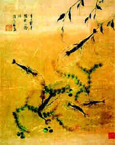 南方古代服饰花纹
