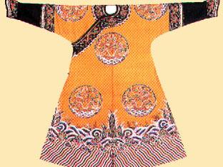 清代皇后服饰