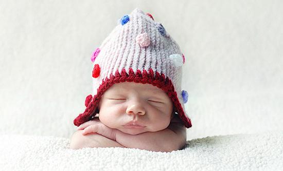 超极微笑可爱小孩照