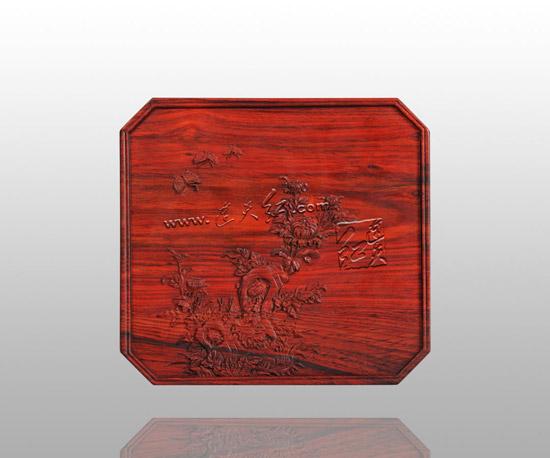 木头雕刻蝴蝶图片