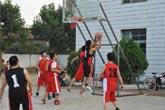 2014年庆元旦活动系列之篮球