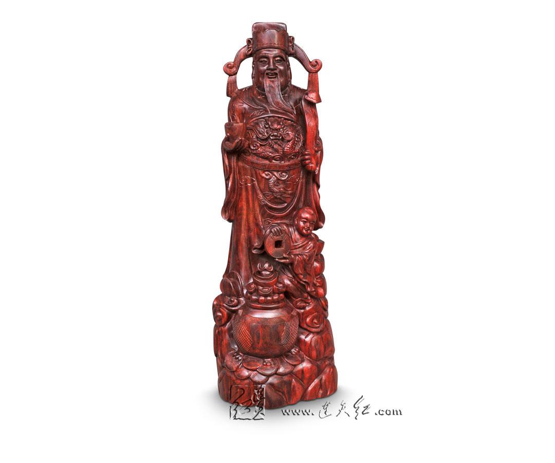 24财神香普图解