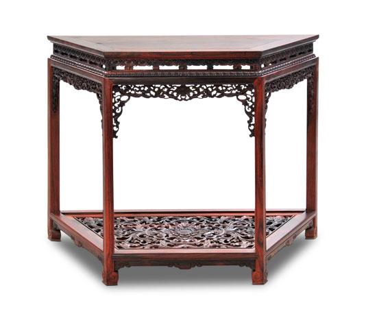 连天红中式家具之吉祥寓意
