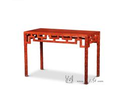 竹节纹长桌